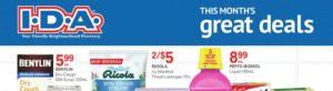 Sullivan's Pharmacy, flyer, deals