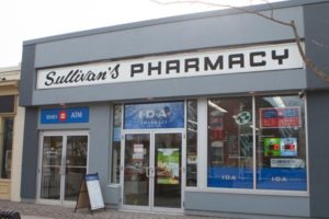 Sullivan's Pharmacy, Ontario, Peterborough