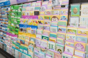 Greeting Cards, gift cards